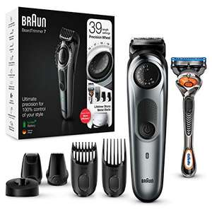Braun BT7240 Beard Trimmer and Hair Clipper for Men £49.99 @ Amazon
