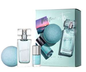 Momento Salt on my Skin Giftset - eau de toilette 50ml, bath bomb and nail polish - Only £7.50 + £1.50 click and collect @ Boots