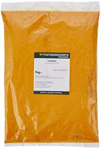 Turmeric 1kg bag for £4.49 Prime (£4.27 S&S) (£8.98 Non Prime) @ Amazon