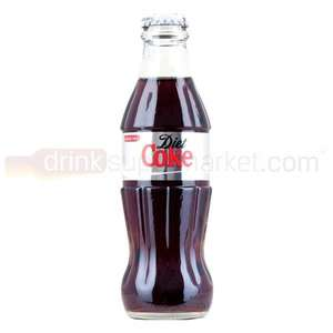 Coca Cola Diet Coke 24x 200ml Glass Bottles (Best before 31/03/2021) £4.99 + £4.95 delivery at Drink Supermarket