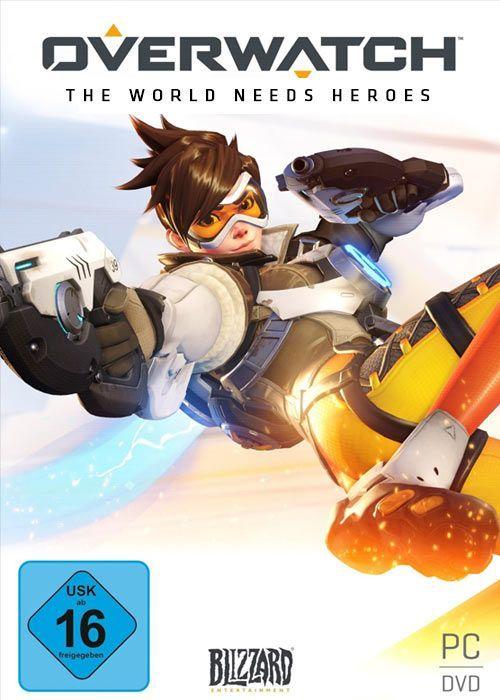 Overwatch - standard edition pc £8.99 @ CDkeys