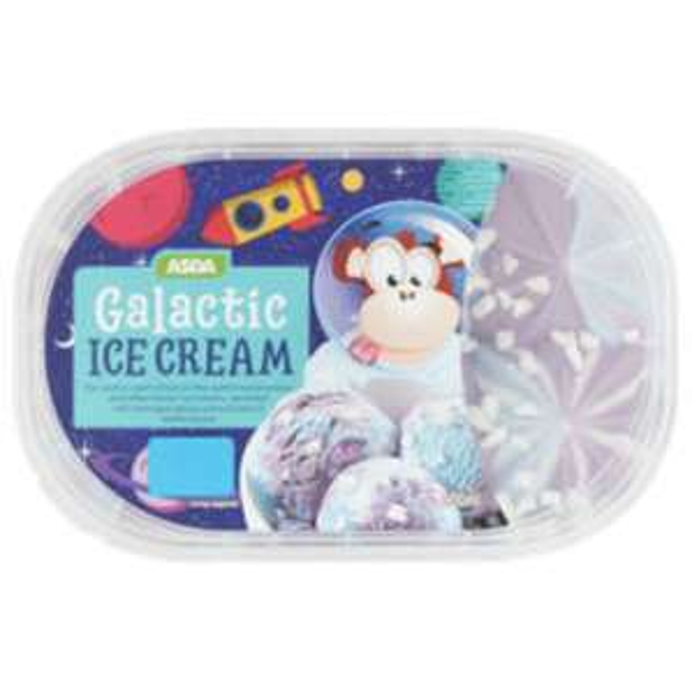 Galactic Ice Cream - 60p instore @ Asda, Walton
