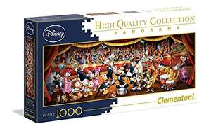 Clementoni Disney Panorama Collection or Impossible Disney Toy Story 4 1000 Pieces Jigsaw Puzzle £7.98 (+£4.49 NP) Delivered @ Amazon