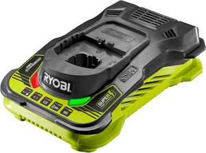'USED - LIKE NEW' Ryobi RC18150 18V ONE+ Cordless 5.0A Battery Charger - £27.93 @ Amazon