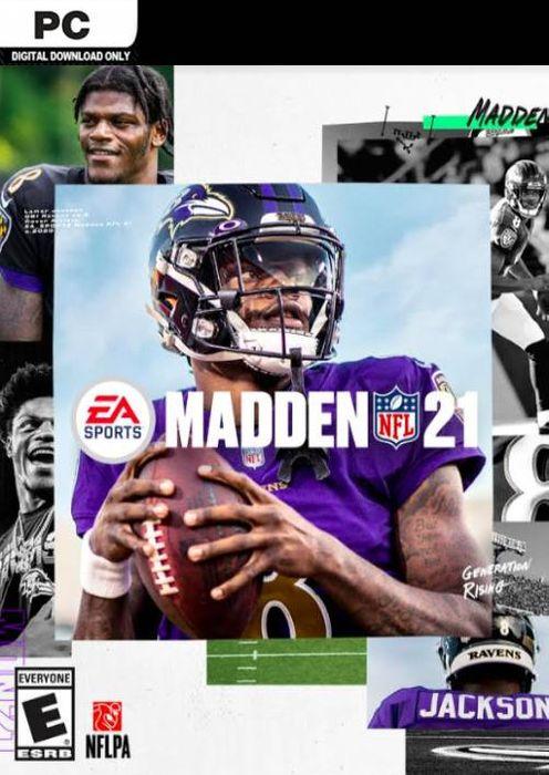 Madden NFL 21 PC (EN) £13.99 at CDKeys