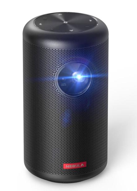 Anker Nebula Capsule II Android Pocket 200 ANSI Lumen Projector, D2421V11 £349.99 @ Costco