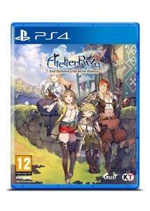 Atelier Ryza: Ever Darkness & the Secret Hideout (PS4) - £31.39 @ Base