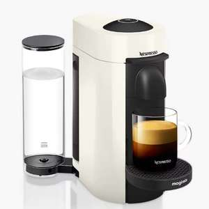 Nespresso Vertuo Plus, By Magimix | Coffee Capsule Machine | Special Edition-White £64 delivered at Amazon