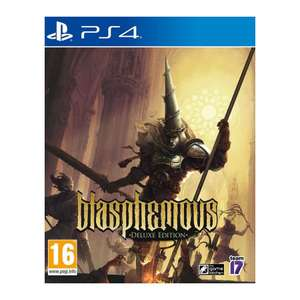 Blasphemous Deluxe Edition PS4 & Xbox One - £22.95 / Nintendo Switch - £27.95 @ The Game Collection