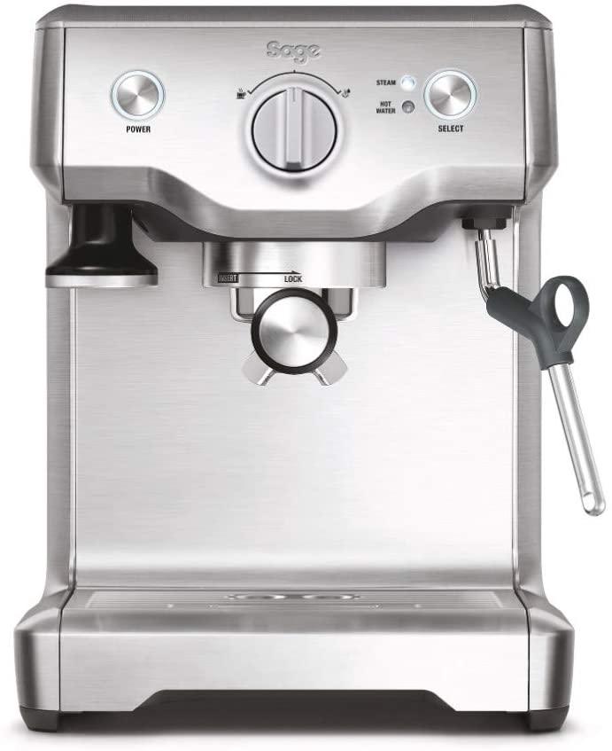 Sage BES810BSS the Duo Temp Pro Espresso Machine, Silver - £249.95 @ Amazon
