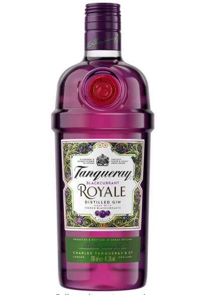 Tanqueray Blackcurrant Royale distilled gin 700ml £20 @ Amazon