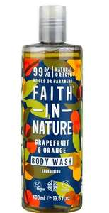 Variety of Faith in Nature products £1.99 - £2.89 in Home Bargains Newtownabbey