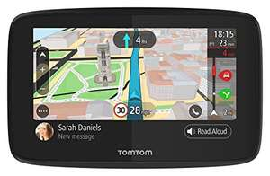 "TomTom Car Sat Nav GO 5200 5"" Handsfree Calling, Siri, Google Now, WiFi Updates, Lifetime Traffic via SIM Card and World Maps £162 Amazon"