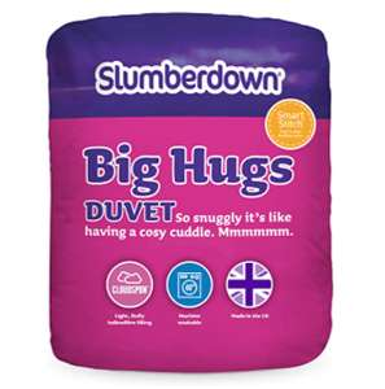 Slumberdown 13.5 Tog Double Duvet £5.25 @ Tesco Stalybridge