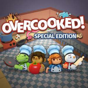 Overcooked Special Edition Nintendo Switch - £4.49 at Nintendo eShop