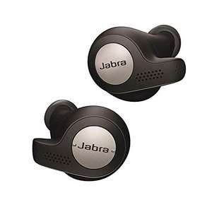 Jabra Elite Active 65t Earbuds Passive Noise Cancelling Bluetooth Sport Earphones Black Used - Excellent condition £40 @ Amazon.it delivered