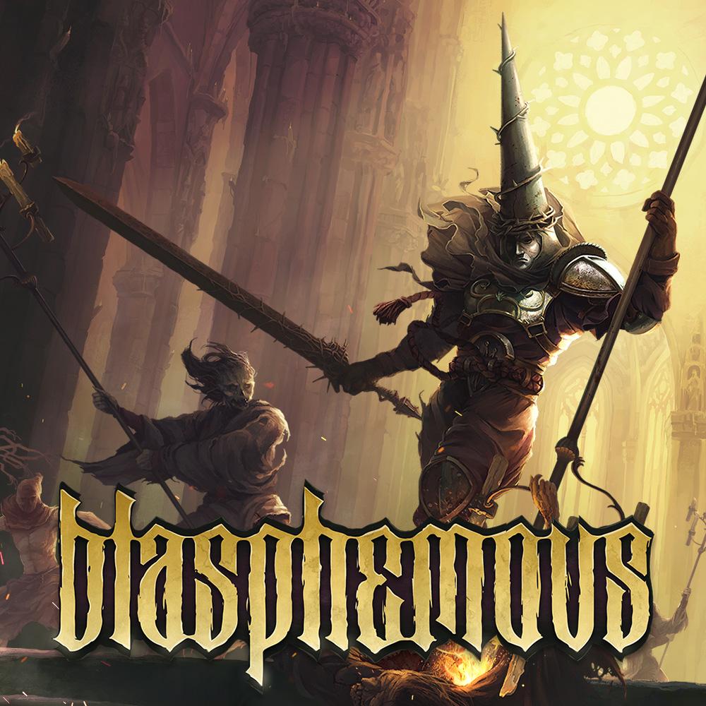 Blasphemous (Nintendo Switch) - £7.99 @ Nintendo eShop