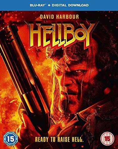Hellboy Blu-ray £1.42 Prime / £4.41 Non Prime at Amazon