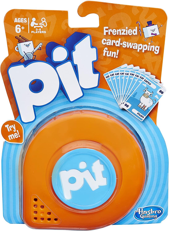 "Hasbro ""Pit"" card game £5.60 with Amazon Prime / £10.09 Non Prime"