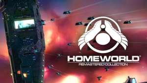[Steam] Homeworld Remastered Collection (PC) - 89p @ Fanatical