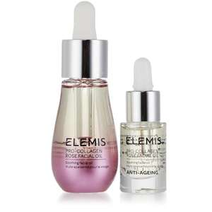 Elemis Pro Collagen Facial Oil Home & Away (original, Pro Defintion or Rose) £48.89 Delivered @ QVC