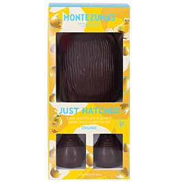 Great deals on chocolate at Montezuma. Dark Chocolate Giant egg 22.50 + £3.95 del