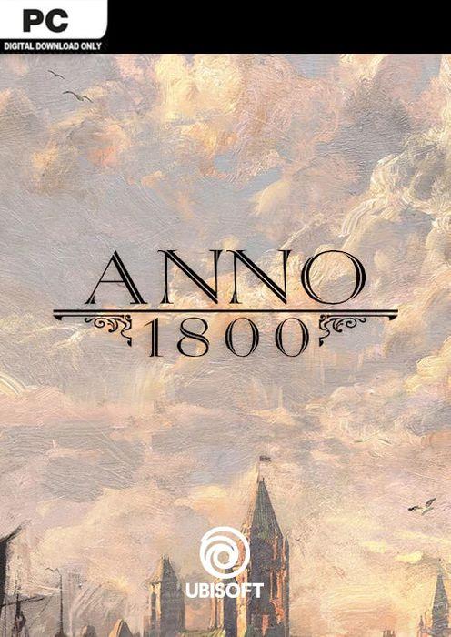 ANNO 1800 PC £14.99 at CDKeys
