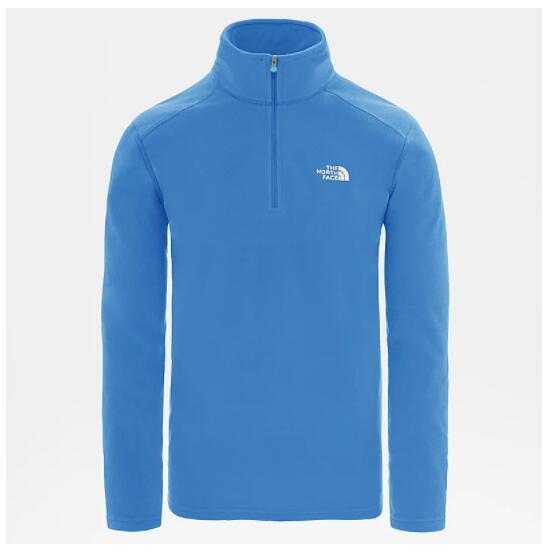 The North Face Mens Men's Emilio Quarter Zip Fleece £28 @ The North Face