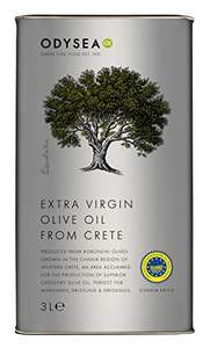 Odysea Greek Extra Virgin Olive Oil PGI Chania, 3L £17.50 @ Amazon Prime (+£4.49 Non Prime)