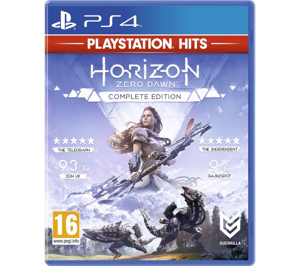 Horizon Zero Dawn: Complete Edition (PS4) £9.85 @ base.com