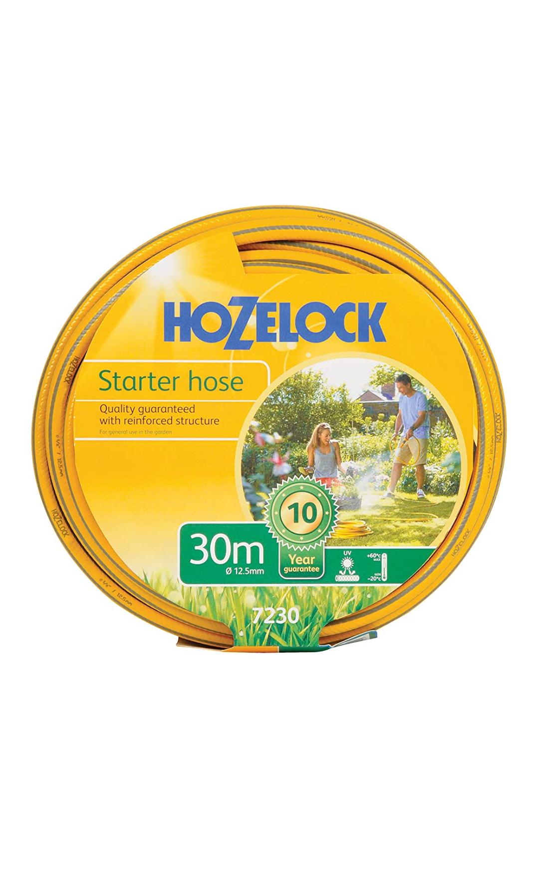 Hozelock Starter Hose 30m £16.98 (+£4.49 non-prime) @ Amazon