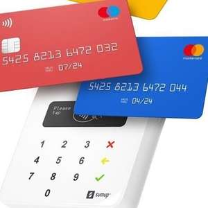 Sumup Air Card Payment Contactless Reader £9.99 delivered @ Box
