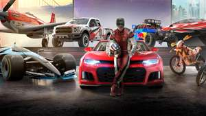 The Crew 2 - Deluxe Edition £10.07 @ Playstation Store