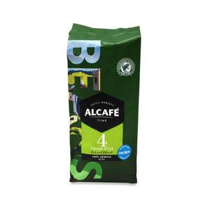 Alcafe Coffee Beans Italian Blend No.4 100% Arabica 1 kg £3 @ Aldi Middleton