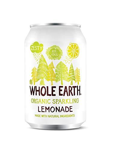 Whole Earth Organic Sparkling Lemonade Drink, 330 ml, (Pack of 24) £12.99 Amazon Prime / £17.48 Non Prime
