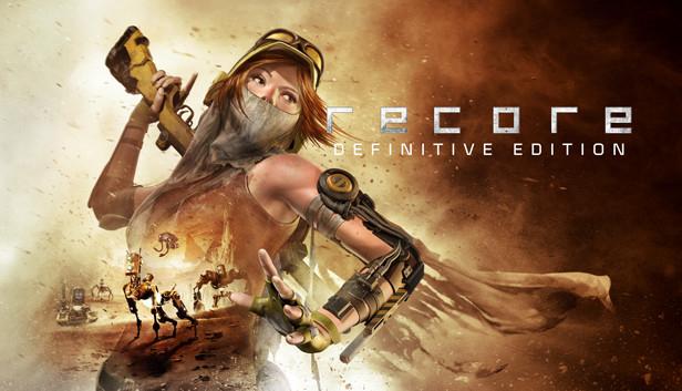 ReCore: Definitive Edition PC £3.74 at Steam Store