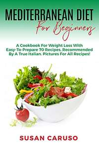 Mediterranean Diet for Beginners Free Kindle Edition Ebook at Amazon
