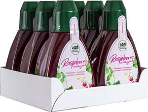 Danish Harmony Raspberry Jam, 6 x 450 Gram Bottles £4.46 (+£4.49 Non Prime) S/S £4.24 @ Amazon