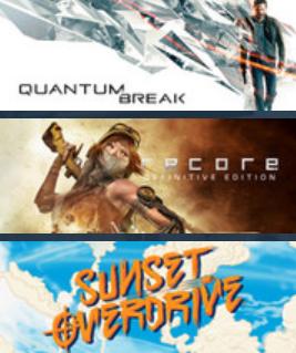 Microsoft Action Bundle (Quantum Break/ReCore/Sunset Overdrive) £13.17 via Steam Store