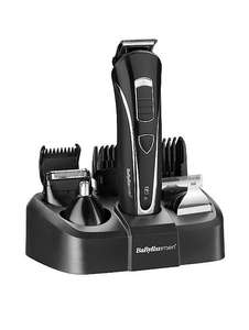 BaByliss For Men Carbon Steel Face and Body Trimmer £22.50 (Free collection) @ George/Asda