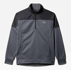 The North Face ¼ Zip Sweater £30 with free UK Mainland Delivery @ The North Face