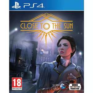 Close To The Sun (PS4) £9.89 delivered at The Gamery
