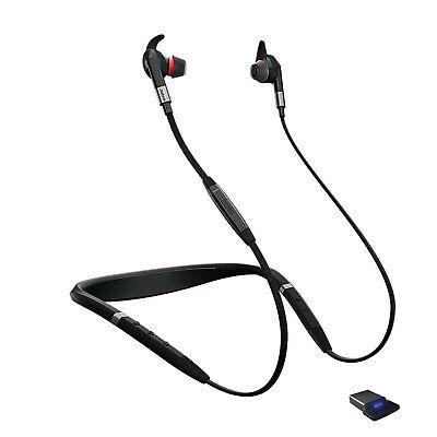 Jabra Evolve 75E Manufacturer Refurbished Wireless Black Bluetooth Neckband - £59.99 @ Jabra