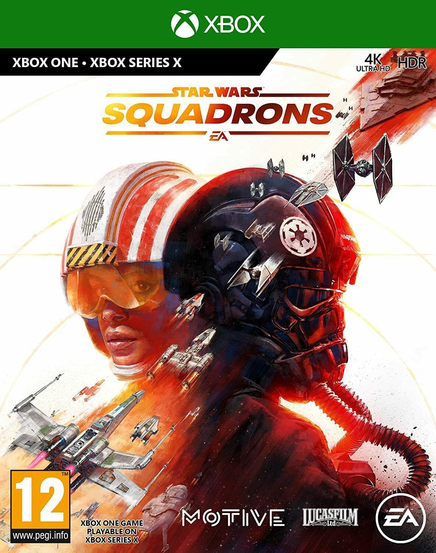 Star Wars Squadrons (Xbox One) - Ex- Rental (Used Good) - £9.99 Delivered @ boomerangrentals / eBay