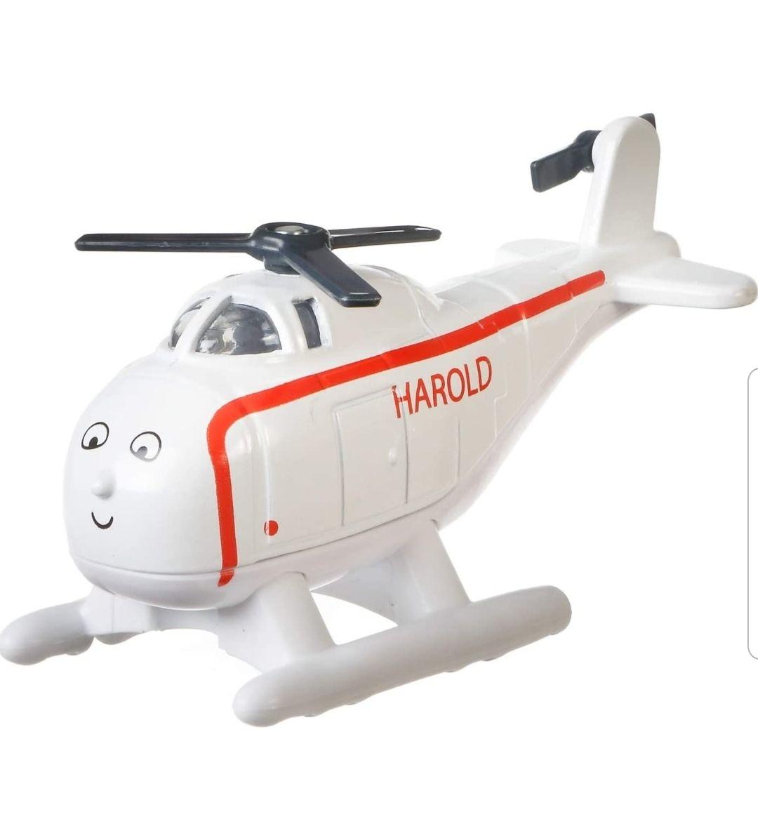 Thomas & Friends Trackmaster, Push Along Harold Metal Helicopter - £2.99 Prime / +£4.49 non Prime @ Amazon