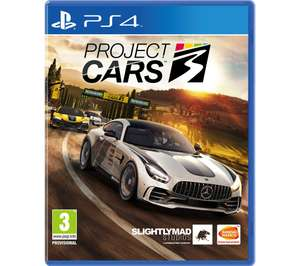 Project CARS 3 (PS4 / Xbox One) £14.97 Delivered @ Currys