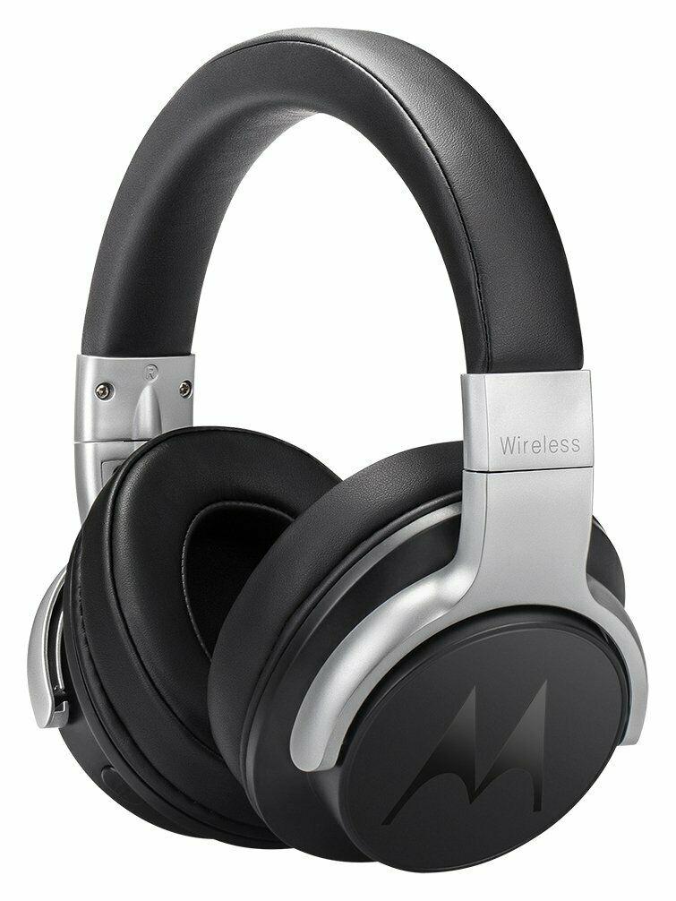 Motorola Escape 500 Over-Ear Noise Cancelling Wireless Headphones - Black £34.99 (UK Mainland) at Argos on eBay