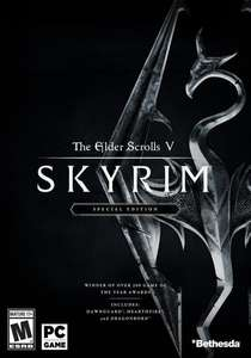 The Elder Scrolls V 5 Skyrim Special Edition, PC - £6.99 at CDKeys