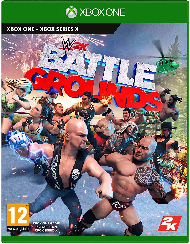 WWE 2K Battlegrounds (Xbox One) - £8.00 Prime / +£2.99 non Prime @ Amazon