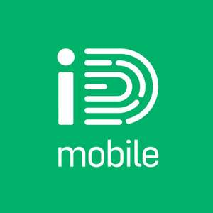 iD Mobile Easter Special - Unlimited Data, Minutes & Texts for £16 p/m 12 Months Contract at iD Mobile